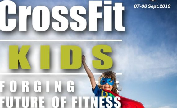 crossfit kids sevilla rookies box